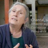 Chantal, témoignage d'une bénévole